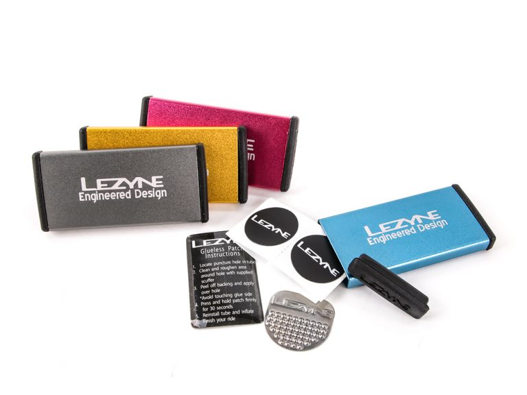 Lezyne Metal Kit Glueless Patch Kit